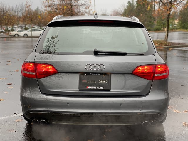 Picture of 2012 Audi A4 Avant 2.0T quattro Premium Plus AWD