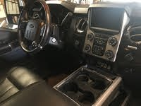 Picture of 2016 Ford F-250 Super Duty Platinum Crew Cab 4WD, interior, gallery_worthy
