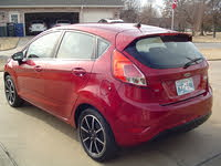 Picture of 2017 Ford Fiesta SE Hatchback, exterior, gallery_worthy