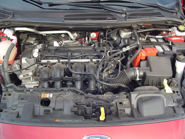 Picture of 2017 Ford Fiesta SE Hatchback, engine, gallery_worthy