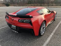 Picture of 2018 Chevrolet Corvette Z06 3LZ Coupe RWD, exterior, gallery_worthy