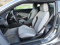 2020 Chevrolet Camaro LT1 Front Seats, interior, gallery_worthy
