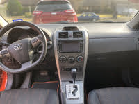 Picture of 2013 Toyota Corolla S Special Edition, interior, gallery_worthy
