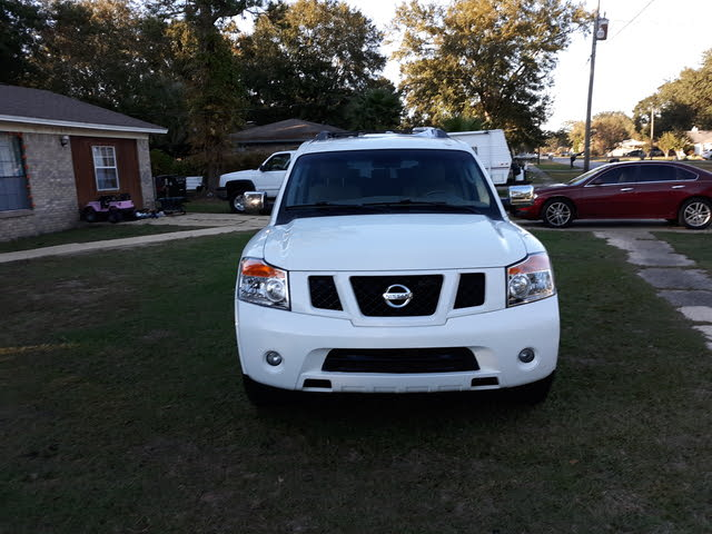 Picture of 2011 Nissan Armada SL