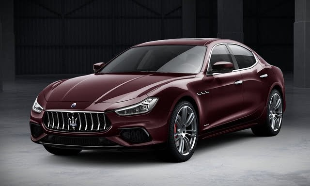 2020 Maserati Ghibli, Front-quarter view, exterior, manufacturer, gallery_worthy