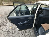 Picture of 1983 Mercedes-Benz 300-Class 300D Turbodiesel Sedan, interior, gallery_worthy