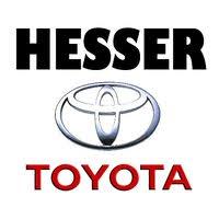 Hesser Toyota logo