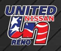 United Nissan of Reno logo