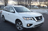 Picture of 2018 Nissan Pathfinder SV, exterior, gallery_worthy