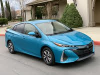 Picture of 2017 Toyota Prius Prime Advanced, exterior, gallery_worthy