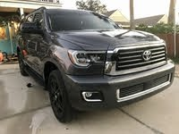 Picture of 2018 Toyota Sequoia TRD Sport FFV 4WD, exterior, gallery_worthy