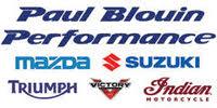 Paul Blouin Performance logo