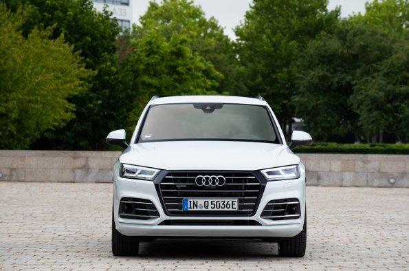 2020-AudiQ5 Hybrid