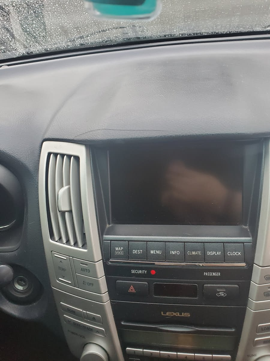 Lexus Rx 330 Questions Hairline Cracks On My Dashboard Cargurus