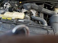 Picture of 2001 Ford Excursion Limited 4WD, engine, gallery_worthy