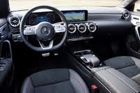 2020 Mercedes-Benz CLA-Class, Cabin of the 2020 Mercedes-Benz CLA-250., gallery_worthy