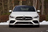 2020 Mercedes-Benz CLA-Class, Front profile of the 2020 Mercedes-Benz CLA., gallery_worthy