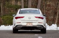 2020 Mercedes-Benz CLA-Class, Rear profile of the 2020 Mercedes-Benz CLA., exterior, gallery_worthy