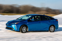 2020 Toyota Prius Picture Gallery