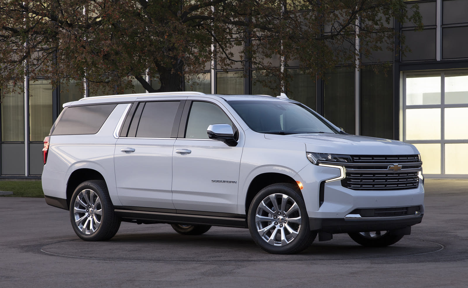 Chevrolet Suburban Test Drive Review Cargurus