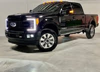 Picture of 2018 Ford F-350 Super Duty Platinum Crew Cab 4WD, gallery_worthy