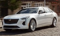 2019 Cadillac CT6, Front-quarter view, exterior, manufacturer, gallery_worthy
