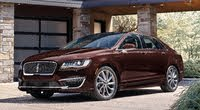 2020 Lincoln MKZ, Front-quarter view, exterior, manufacturer, gallery_worthy