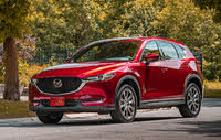 2020 Mazda CX-5, Front-quarter view, exterior, manufacturer, gallery_worthy