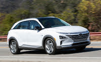 2020 Hyundai Nexo Picture Gallery
