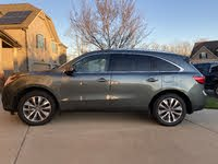 Picture of 2014 Acura MDX SH-AWD with Technology and Entertainment Package, exterior, gallery_worthy