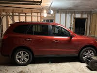 Picture of 2010 Hyundai Santa Fe 3.5L Limited FWD, exterior, gallery_worthy