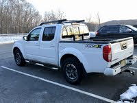 Picture of 2017 Nissan Frontier PRO-4X Crew Cab 4WD, exterior, gallery_worthy