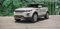 Picture of 2014 Land Rover Range Rover Evoque Pure Plus Hatchback, exterior, gallery_worthy