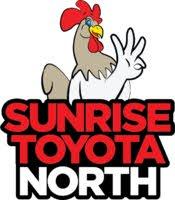 Sunrise Toyota North logo