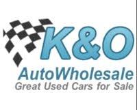 K&O Auto Wholesale Inc logo