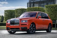 2020 Rolls-Royce Cullinan, Front-quarter view, exterior, manufacturer, gallery_worthy
