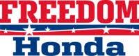 Freedom Honda logo