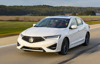 2020 Acura ILX Picture Gallery