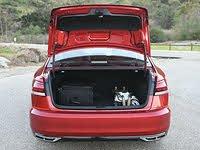 2020 Volkswagen Passat R-Line Trunk, interior, gallery_worthy