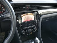 2020 Volkswagen Passat R-Line Reversing Camera, interior, gallery_worthy