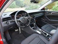 2020 Volkswagen Passat R-Line Interior, interior, gallery_worthy