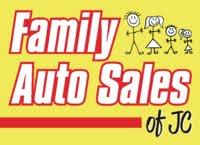 Family Auto Sales of Johnson City logo