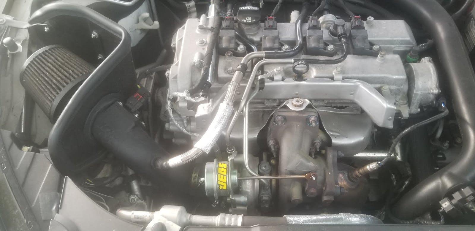 2014 Chevy Malibu LS Battery