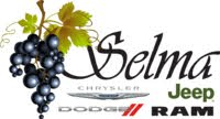 Selma Chrysler Dodge Jeep Ram logo