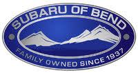 Subaru of Bend logo