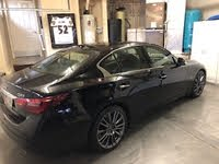 Picture of 2018 INFINITI Q50 Red Sport 400 RWD, exterior, gallery_worthy