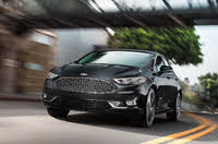 2020 Ford Fusion Energi Picture Gallery