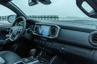 2020 Toyota Tacoma TRD Pro Double Cab 4WD, (c) Clifford Atiyeh for CarGurus, interior, gallery_worthy
