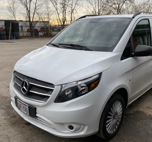 Picture of 2018 Mercedes-Benz Metris Passenger