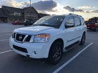 Picture of 2014 Nissan Armada Platinum, exterior, gallery_worthy